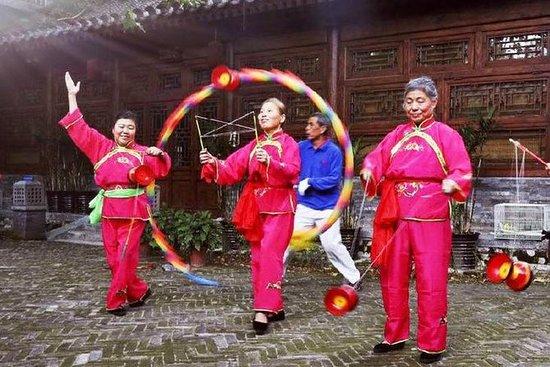 Passeio de Bicicleta de 5 Horas - Experimente a Atividade Folclórica de Pequim mais Agradável: 5-Hour Biking Tour-Try Most Enjoyable Beijing Folk Activity