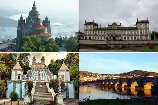 Minho Tour kleine groep, Braga, Ponte ...