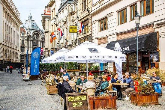 Paseo a pie por Bucarest
