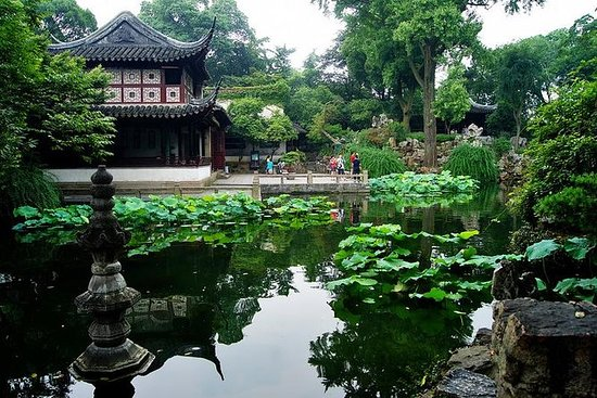 Private Suzhou Classic Day Tour