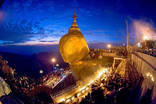 Fra Yangon: Full Day Excursion til...