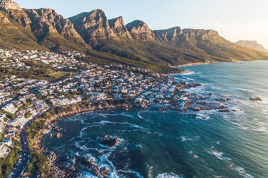 Two Oceans Helicopter Tour in Kaapstad