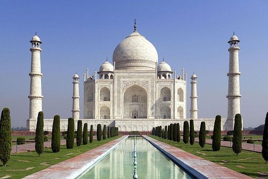 Private Same Day Taj Mahal Tour from...