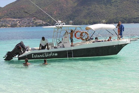 Excursion en bateau d'une journée...
