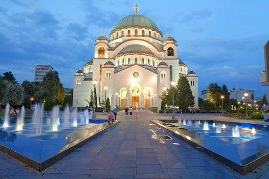 Visite de Belgrade en conduite et à...