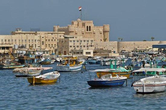 从开罗到亚历山大港的一天
