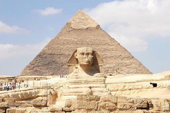 Viaje privado a El Cairo (pirámides y...