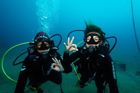 Discover Scuba Diving, free pictures...