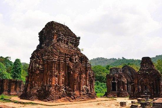 Gamle kongeriket Champa folk