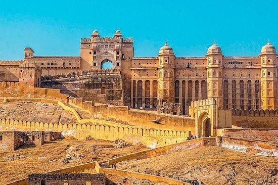 Passeio no mesmo dia em Jaipur saindo...