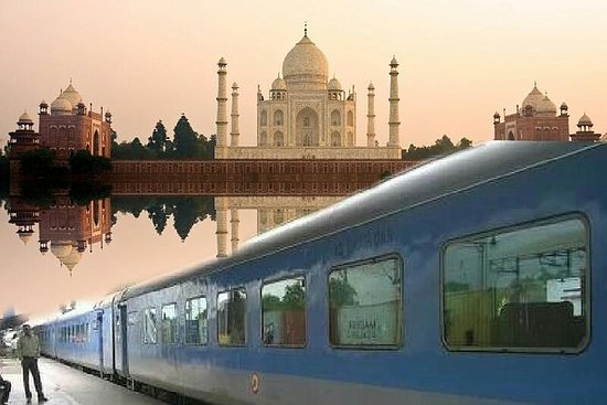 One Day Taj Mahal & Agra Tour From Delhi By Express Train( Shatabdi Exp ): Agra Day Trip from Delhi by Train (Shatabdi Exp to Gatimaan Exp)