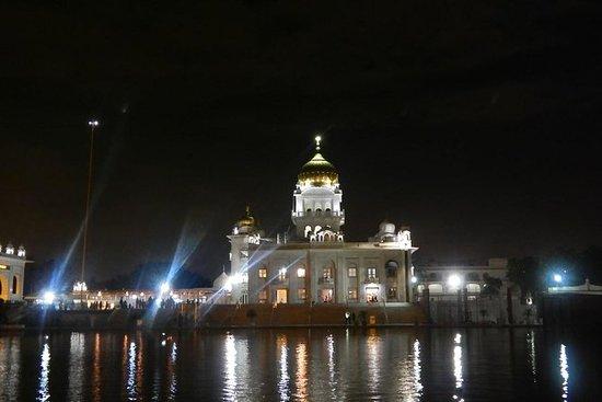 Delhi at Night tour