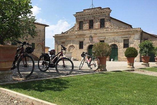 Tour de vélo électrique du Chianti