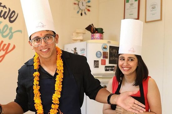 The Chef : Indian Food Class