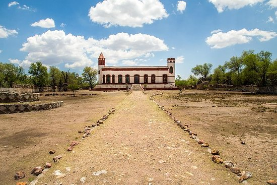 Mineral de Pozos & Abandoned Mine...