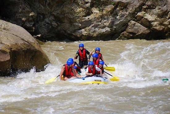 Rafting en los Cárpatos en WildWater...