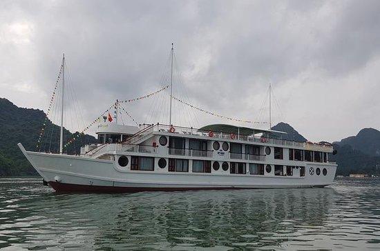 3 dagars kryssning till Lan Ha Bay på ...