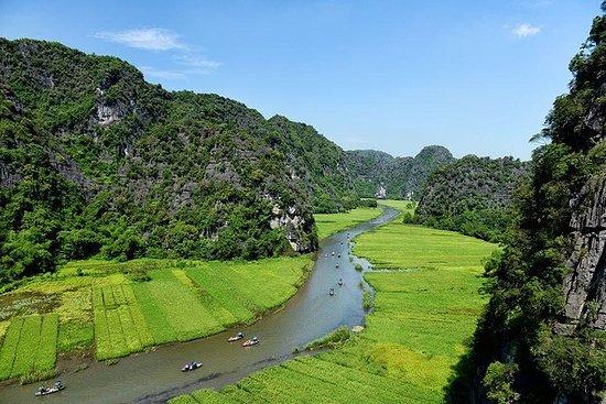 Ninh Binh Full Day Tour: Hoa Lu...