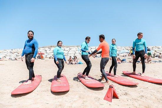 Surfkurs in Costa da Caparica