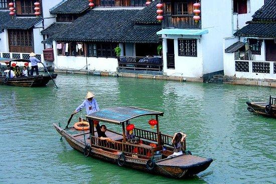为期1天的私人枫泾水乡,拥有上海的农场生活体验
