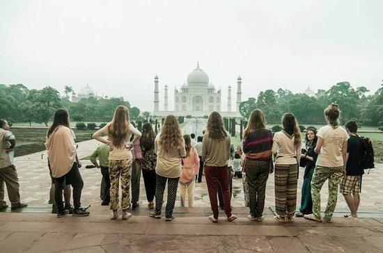 Viagem de um dia ao Taj Mahal de Delhi