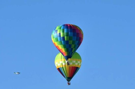 Matera Hot Air Balloon Tour