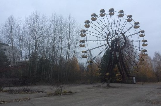 Chernobyl Exclusion Zone one day tour
