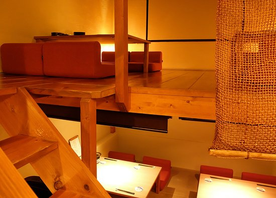 Loft and tatami room