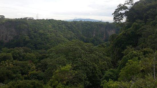 Ciudad Colon, Costa Rica: vue surprenante