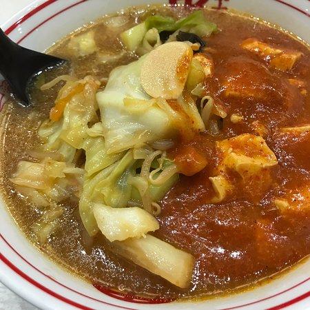 Moko Tanmen Nakamoto Kamiitabashi Honten