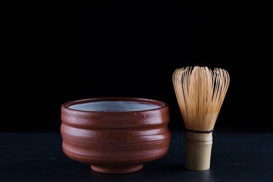 Wild clay Matcha.  Photo by Nelli Kivinen.