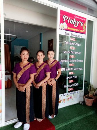 Pinky's Massage & Spa