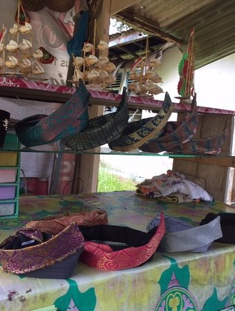 various tanjak - headgear for man