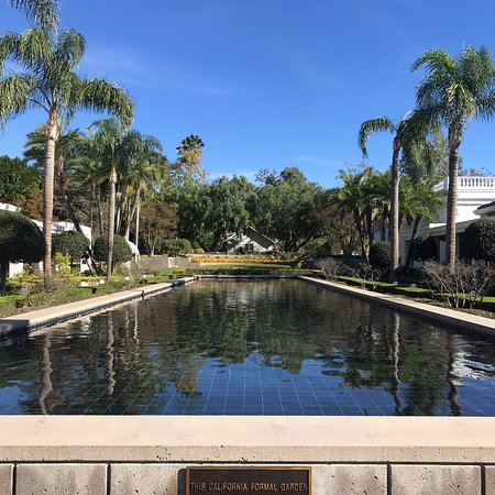 Richard Nixon Presidential Library and Museum Image
