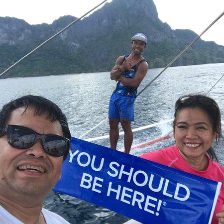 El Nido Cove Resort: Fun in Palawan!