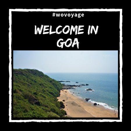 Гоа, Индия: Sandy beaches, cocktails, and sun - welcome in Goa! #womantraveler #solowomentraveler #womenbackpackers #goatrips #wanderlust #womenonwander #beachtrip