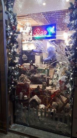 Navacchio, Italy: atmosfera natalizia