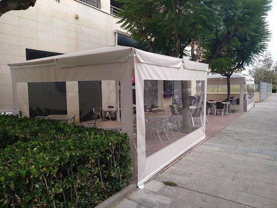 Terraza Bar Restaurant Mix Vilaseca