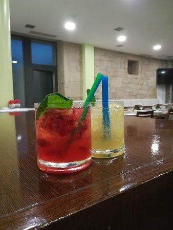 Dominus Restaurante & Lounge Bar: caipirinhas