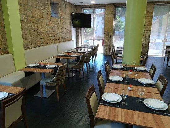 Dominus Restaurante & Lounge Bar: interior