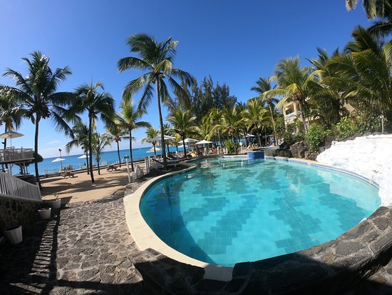 Hibiscus Beach Resort & Spa, hôtels à Pereybere