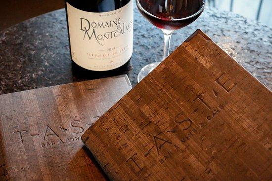 Taste : Bar à vin & Cave