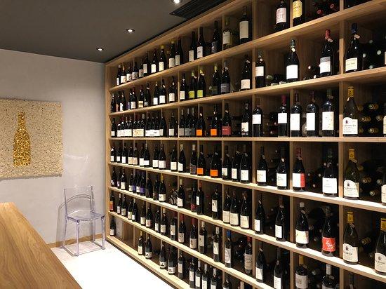 Cave à vins / Vente à emporter