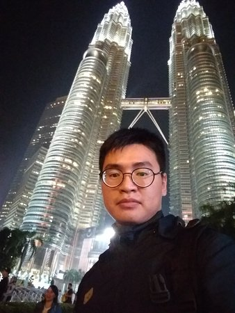 View Twin Tower and me
