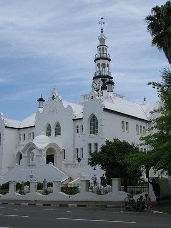 """The """"Nederlands Gereformeerde Kerk"""""""