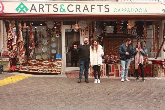 Arts & Crafts Cappadocia