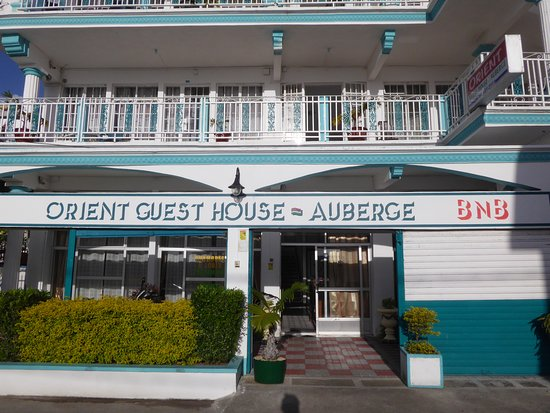 Orient Guest House: 正面の様子