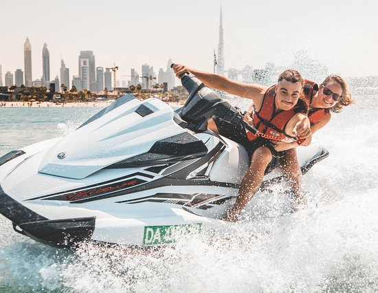 Watersports by First Yacht: Start your day with Watersports!