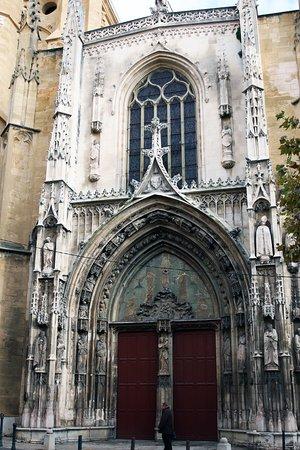 Chris Curtis Photography: St Savours Cathédrale -  Aix-en-Provence