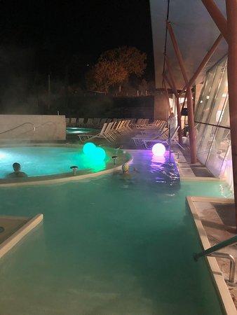Piscine Termali Theia: Esterno delle piscine